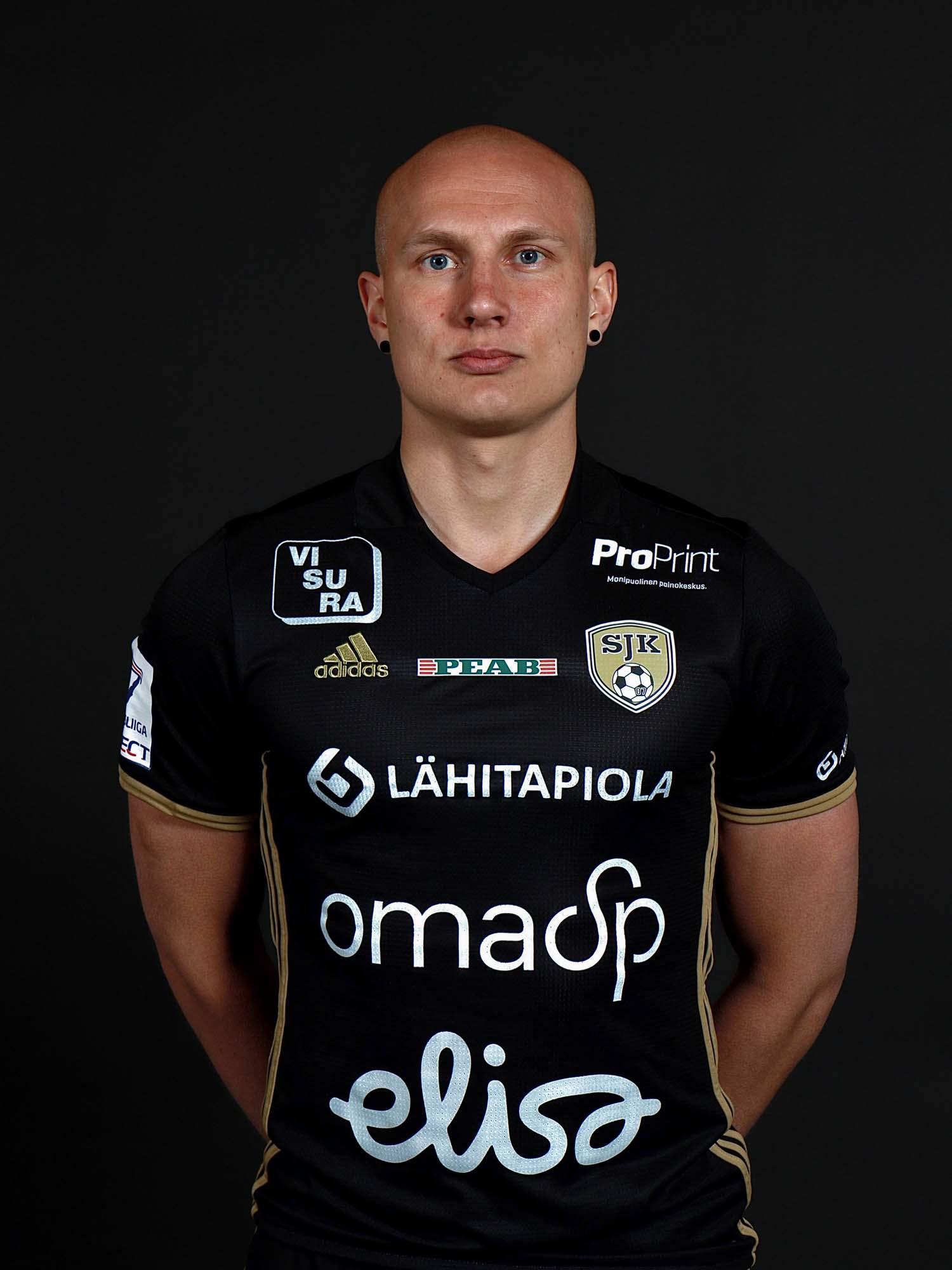 Johannes Laaksonen
